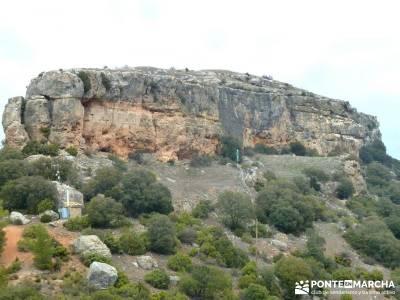 Monumento Natural Tetas de Viana - Trillo;rutas por españa; rutas madrid